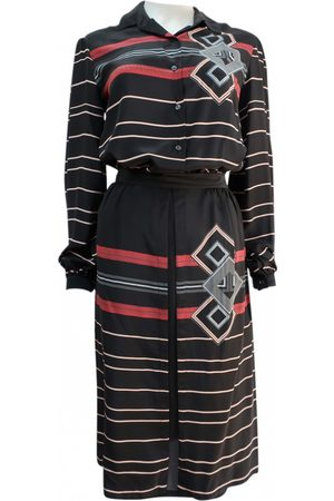 Lanvin Silk Jumpsuits