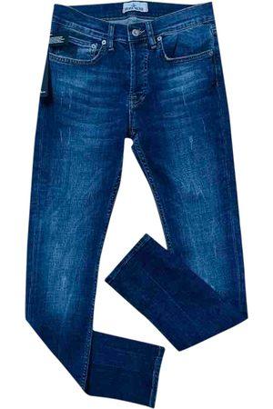 Stone Island Cotton Jeans