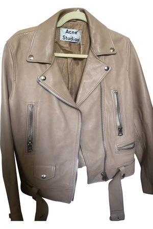 Acne Studios Leather Jackets