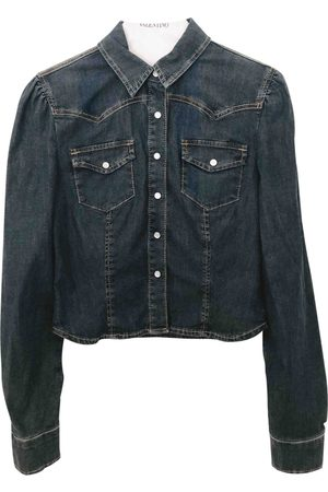 RED Valentino Navy Denim - Jeans Leather Jackets