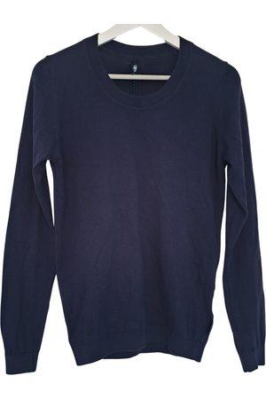 North Sails Men Sweatshirts - Navy Cotton Knitwear & Sweatshirt