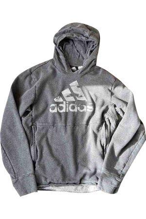 Undefeated Grey Cotton Knitwear & Sweatshirts