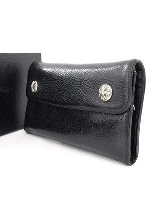 CHROME HEARTS Men Wallets - Leather Small Bags, Wallets & Cases