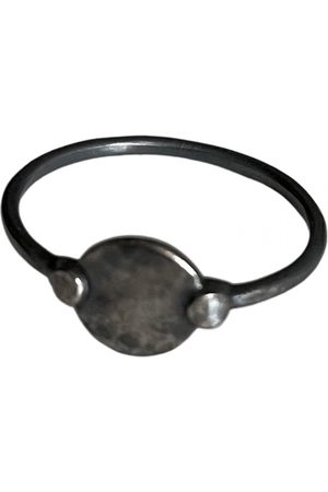 Maria Black Plated Rings