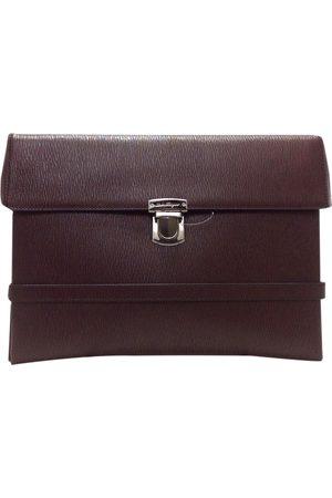 Salvatore Ferragamo Men Wallets - Leather small bag