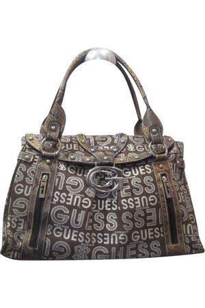 Guess Multicolour Synthetic Handbags