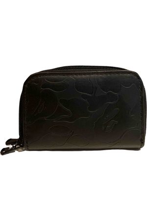 AAPE BY A BATHING APE Leather Small Bags\, Wallets & Cases