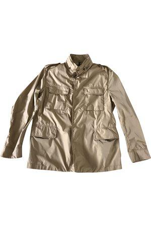 Moncler Khaki Polyester Jackets