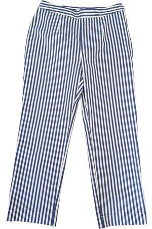 ISA ARFEN Multicolour Cotton Trousers