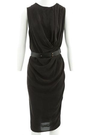AVELON Silk maxi dress