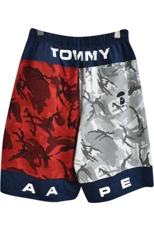 AAPE BY A BATHING APE Multicolour Cotton Shorts