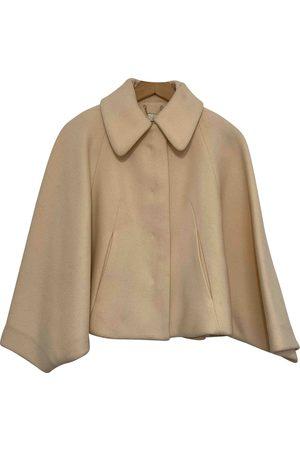 Chloé Ecru Wool Jackets