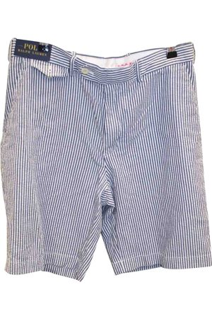 Polo Ralph Lauren Men Shorts - Multicolour Cotton Shorts