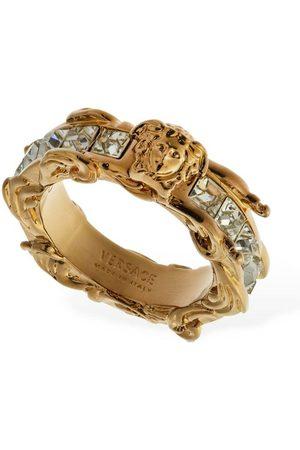 VERSACE Medusa & Band Ring