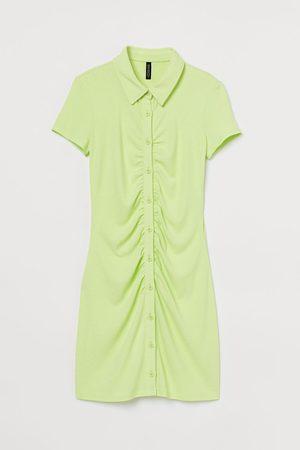 H&M Women Dresses - Button-front Dress