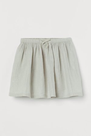 H&M Kids Skirts - Double-weave Cotton Skirt