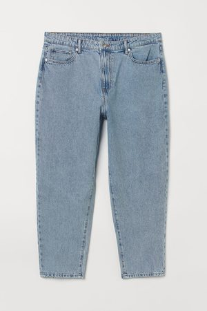H&M Women High Waisted - + Mom High Ankle Jeans