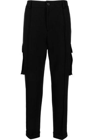 SONGZIO Cargo slim-leg trousers