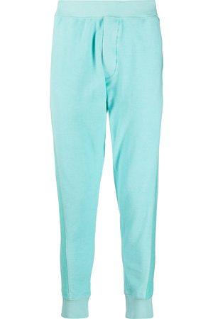 Dsquared2 Men Sweatpants - Cotton-jersey track pants