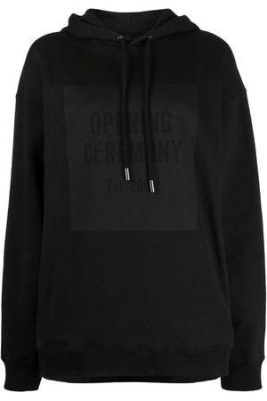 Opening Ceremony Box-logo hoodie