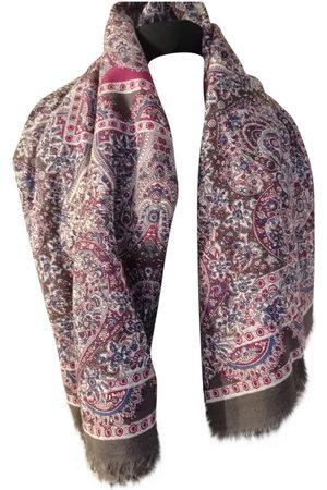 Emanuel Ungaro Multicolour Wool Scarves