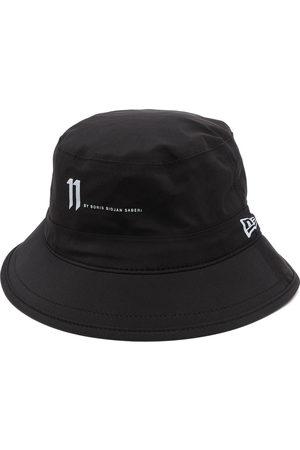 11 By Boris Bidjan Saberi Men Hats - Gore-tex reflective logo bucket hat
