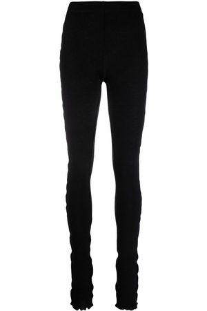 MM6 MAISON MARGIELA Slim-cut flared trousers