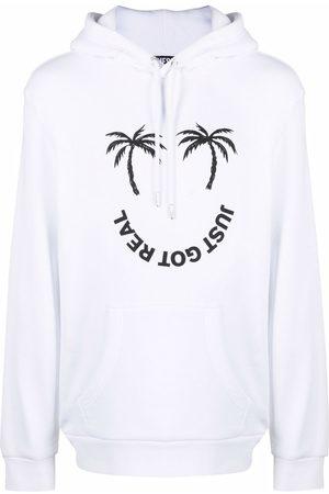 Diesel Green Label palm-print hoodie