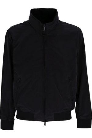 Emporio Armani High-neck bomber jacket