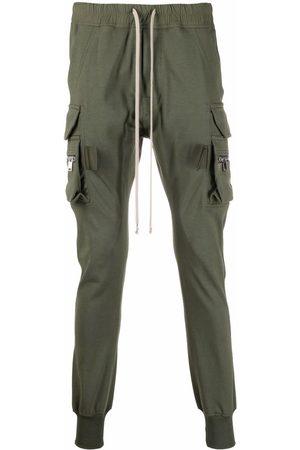 Rick Owens Men Cargo Pants - Mastodon cargo pocket trousers