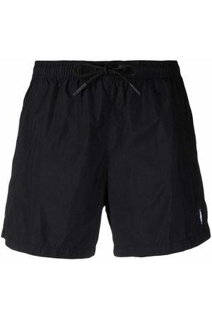 MARCELO BURLON Men Swim Shorts - CROSS SWIMMING SHORT WHITE
