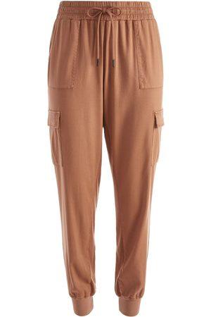ALICE+OLIVIA Women Cargo Pants - Joanna cargo track trousers