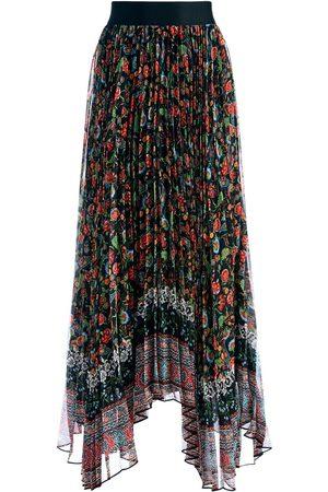 ALICE+OLIVIA Women Maxi Skirts - Katz pleated maxi skirt