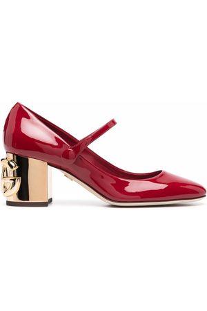 Dolce & Gabbana Block heel pumps