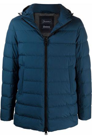 HERNO Men Puffer Jackets - Zipped padded jacket