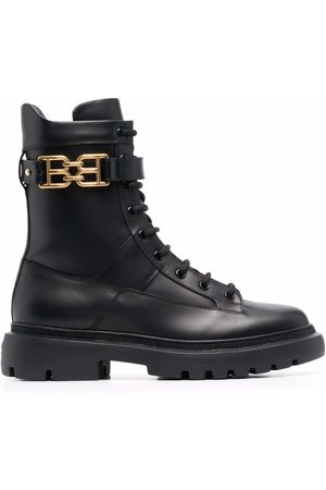 Bally Women Ankle Boots - Lace-up ankle boots