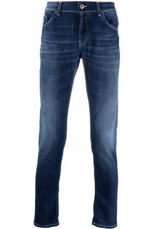 Dondup Men Skinny - Slim-cut denim jeans