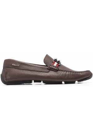 Bally Men Loafers - Horsebit-embellished driving loafers