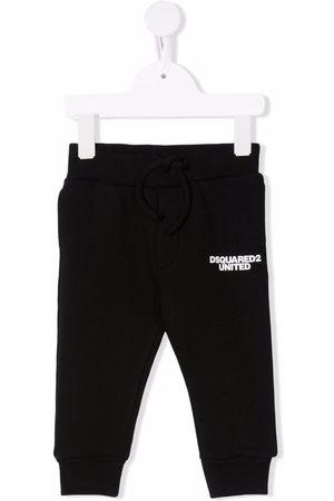 Dsquared2 Baby Sweatpants - Logo-print track pants
