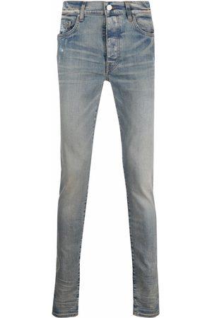 AMIRI Men Skinny - Washed-effect skinny jeans