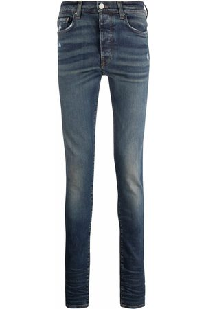 AMIRI Light-wash skinny jeans