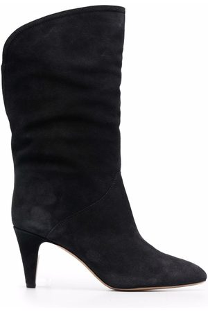 Isabel Marant Women Thigh High Boots - Knee-length suede boots