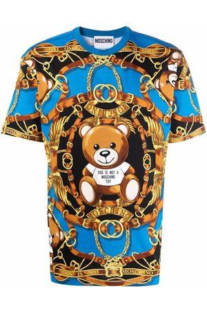 Moschino Teddy short-sleeve printed T-shirt