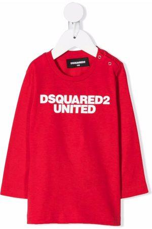 Dsquared2 T-shirts - Logo-print T-shirt