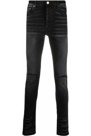 AMIRI Faded-effect skinny jeans