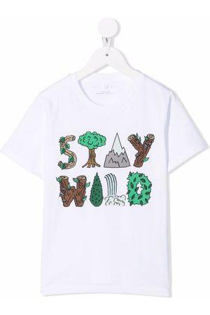 Stella McCartney Kids Stay Wild T-shirt