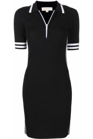 Michael Kors Women Polo Shirts - Side logo-tape dress