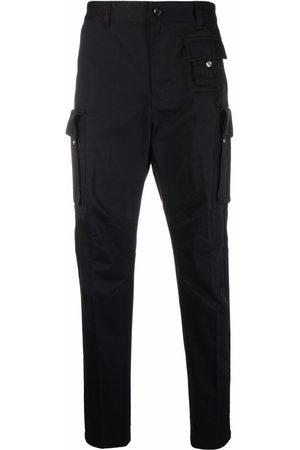 Diesel Straight-leg cargo trousers