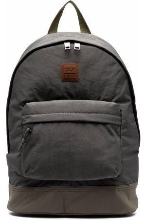 Diesel Men Rucksacks - Logo-patch backpack