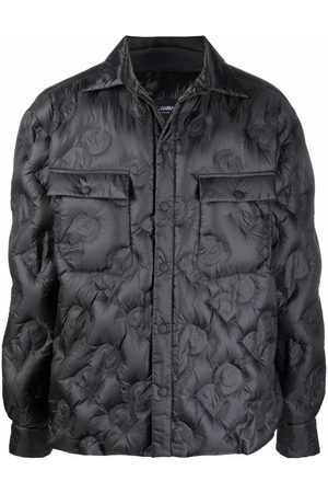 Dolce & Gabbana Men Jackets - Logo-quilt jacket